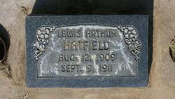 Lewis Arthur Hatfield