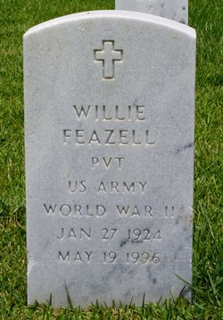 Willie Feazell