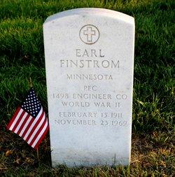 Earl E. Finstrom