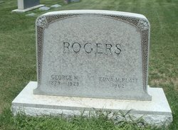 Edna M. <I>Platt</I> Rogers
