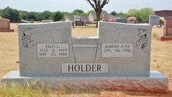 Ellis Lando Holder