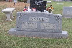 Lurlyne <I>Hudson</I> Bailey