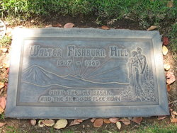 Walter Fishburn Hill