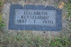 Elizabeth Natalie <I>Elsner</I> Kettelhodt