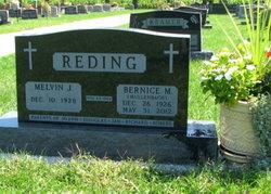 Bernice Margaret <I>Mullenbach</I> Reding