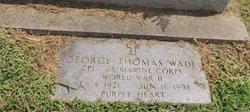 George Thomas Wade