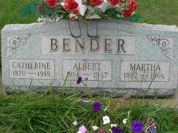 Albert Bender