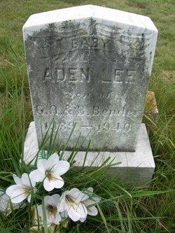 Aden Lee Bender