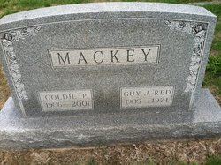 "Guy J ""Red"" Mackey"