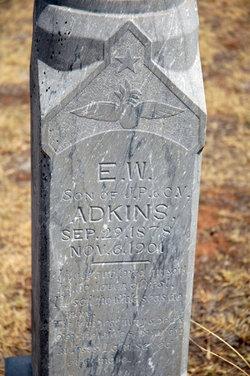 Elijah W Adkins, Sr