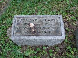 Raymond E Ewing