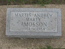 "Martin Andrew ""Marty"" Amosson"