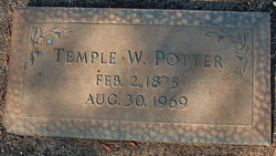 """Temple Woolen """"Temp"""" Potter"""