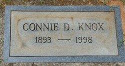 Connie Ethel <I>Dunn</I> Knox