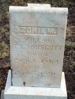 "Arizona M. ""Zonia"" <I>Polly</I> Truscott"