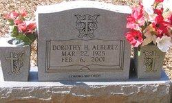 Dorothy H. <I>Buchanan</I> Alberez