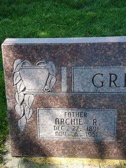 Archie Robert Green