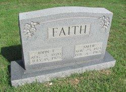 John T. Faith