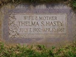 Thelma Ellender <I>Stone</I> Hasty