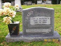 Lois <I>Armstrong</I> Kilpatrick