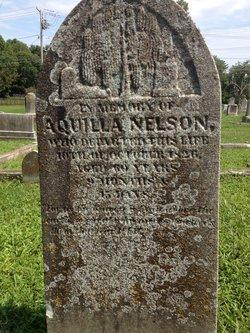 Aquilla Nelson