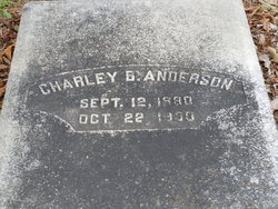 Charley Bartlett Anderson