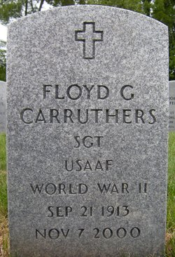 Floyd G Carruthers