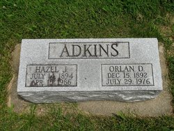 Orlan D. Adkins