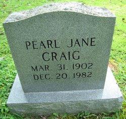 Pearl Jane Craig