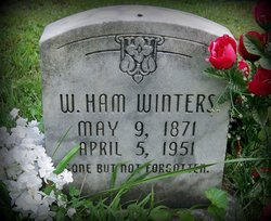 """William Hamilton """"Ham"""" Winters"""