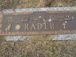 John Edward Rader