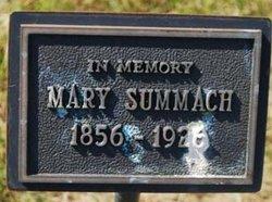 Mary <I>Noack</I> Zummach