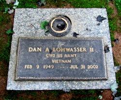 Dan Allen Lohwasser, II