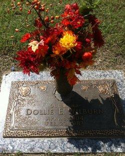 Dollie Elizabeth <I>Russell</I> Wilburn