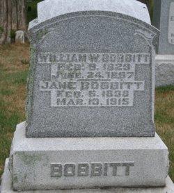 William W. Bobbitt