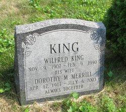 Dorothy M <I>Merrill</I> King