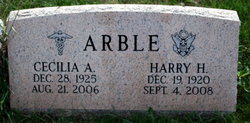 Harry Harding Arble