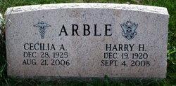 Cecilia Ann Arble