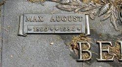 """Maxwell August """"Moxie"""" Bergen"""
