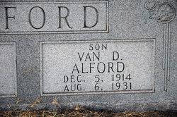 Van Dorn Alford, Jr