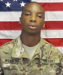 Sgt David Vincent Williams
