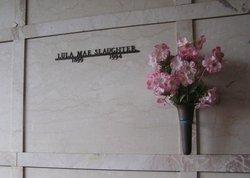 Lula Mae <I>Bonner</I> Slaughter