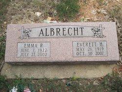 Emma Ruth <I>Frink</I> Albrecht