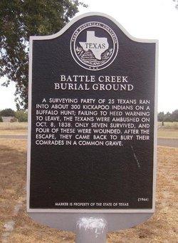 Battle Creek Burial Ground