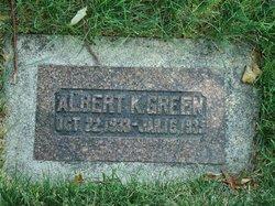 Albert Kirkham Green