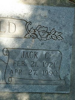 Jack Clarence Schofield