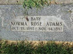 Norma Rose Adams