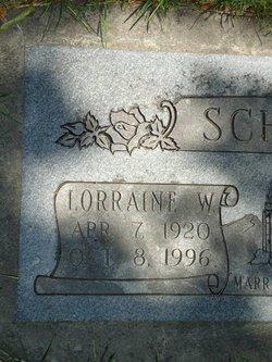 Lorraine <I>Weaver</I> Schofield