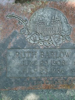 Ruth <I>Barlow</I> Green
