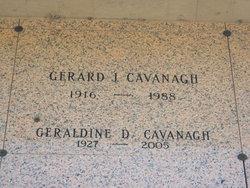 Geraldine <I>Denicourt</I> Cavanagh-Wood